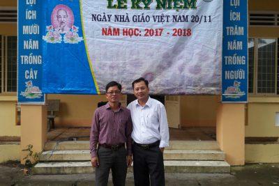 Hình ảnh tổ chức Lễ ngày Nhà giáo Việt Nam 20/11/2017