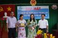 Họp mặt kỉ niệm 90 năm ngày thành lập Hội liên hiệp phụ nữ Việt Nam